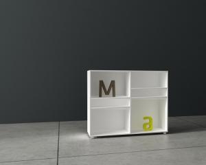 板式文件柜AF-A19