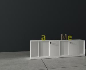 板式文件柜AF-A22
