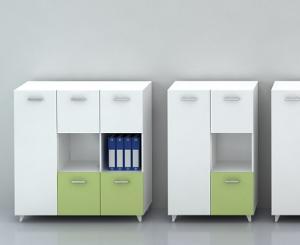 板式文件柜AF-A46