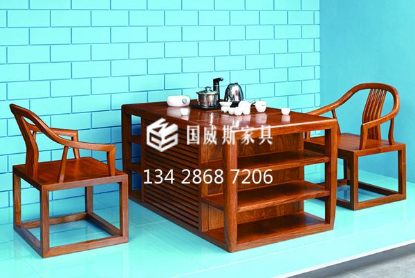 中式红木办公家具系列AK-12