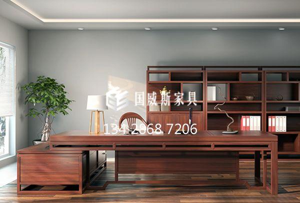 中式红木办公家具系列AK-27