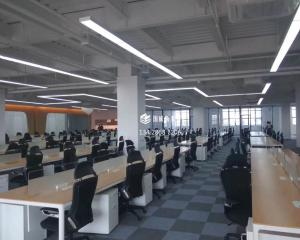 福田某金融公司办公家具项目